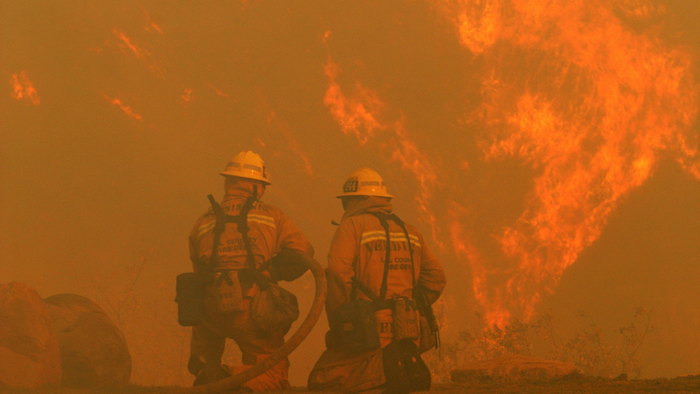 Climate Change Will Make California Wildfires Even Worse