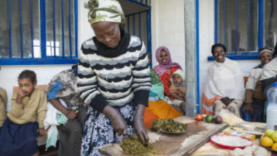 Could a Movement for Community-Led Development Help End Global Hunger?
