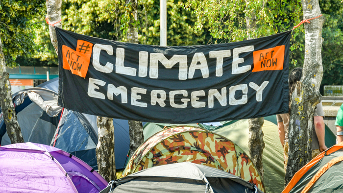 New Climate Emergency Fund to Support Disruption