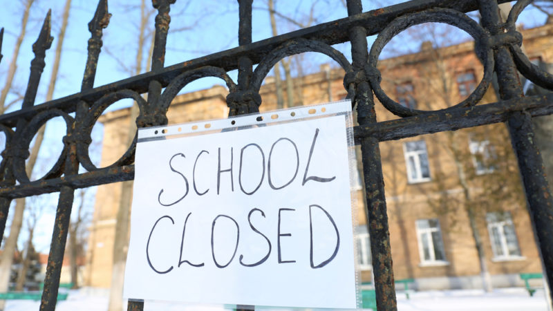 Research On School Closure For Failing Schools Giving Compass