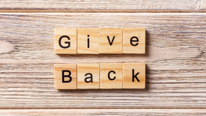 Why Giving Back Is A Central Part Of Leadership