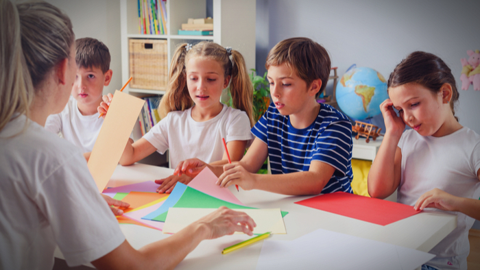 Arts and Social-emotional Learning Can Help Boost Student Achievement Giving Compass
