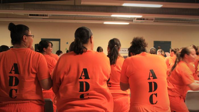 Women's Mass Incarceration in 2019