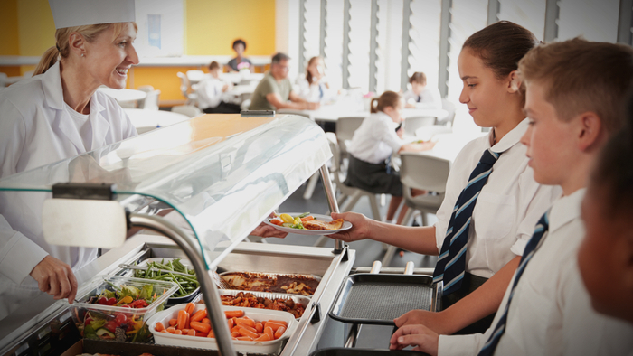 Meals From Scratch in NYC Schools Could Be a Possibility Giving Compass