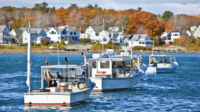 Climate Change is Devastating New England Fishing Economies