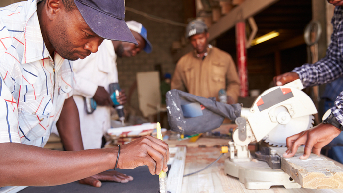 How Do We Finance Social Protection for the Future of Work in Africa?
