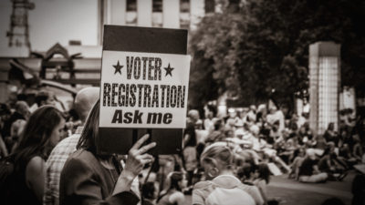 How Philanthropy Can Build an Integrated Voter Engagement Movement Giving Compass