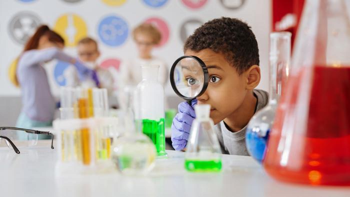 Study Shows Where Gaps Are for STEM Achievement