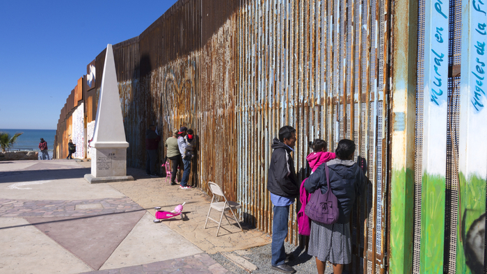 Nonprofit Tales From the US-Mexico Border
