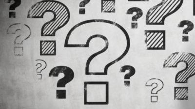 Looking Back, Looking Forward Part 2: Big Questions