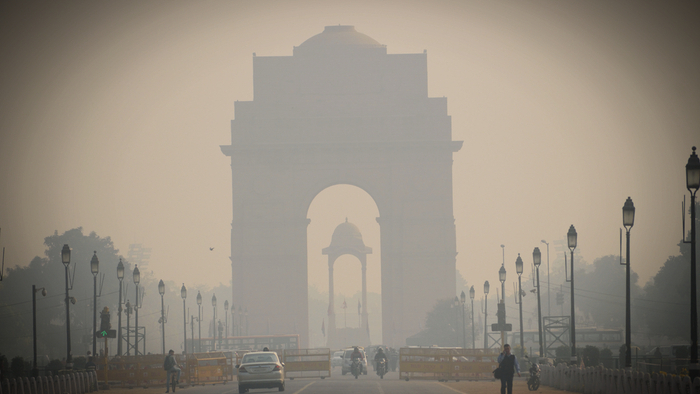 10 Things You Didn't Know About Air Pollution in India Giving Compass