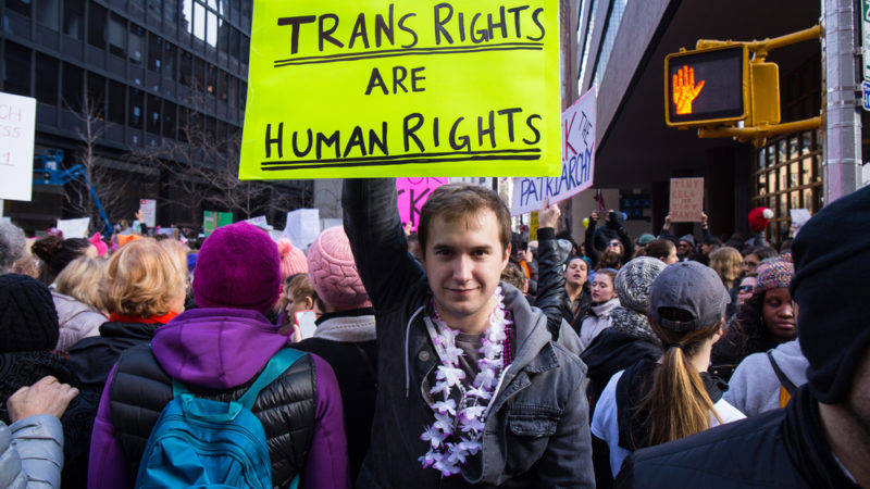 Fighting for Transgender Rights: Circle for Justice Innovations Giving Compass