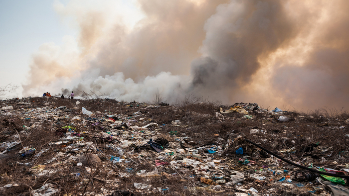 Asian Countries Spurn and Burn Waste Imports
