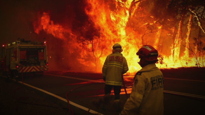 The Health Impacts of the Australian Bushfires Giving Compass