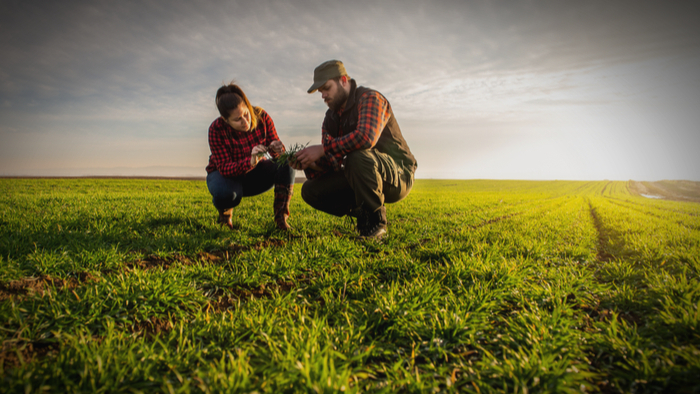 Climate Change Puts Pressure on Young Farmers Giving Compass