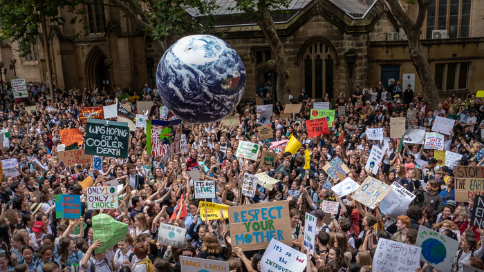 Taking Action on Climate Change for the Long Term