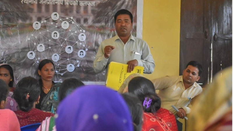 Lessons from Civic Action Teams on Building Accountability through Feedback Giving Compass
