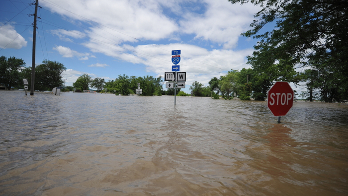 The Missouri River Braces For Another Year Of Flooding