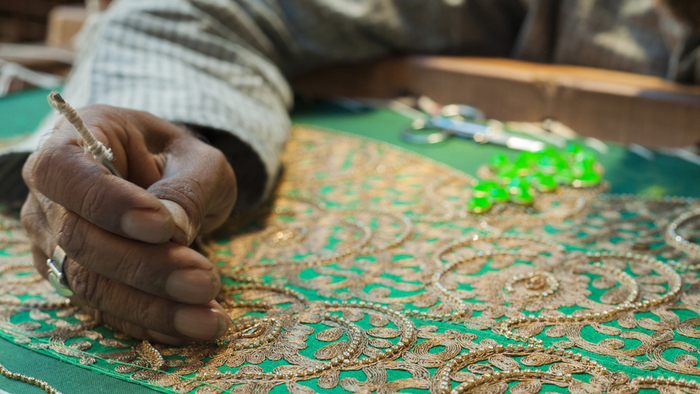 Migrants in India's Textile Sector