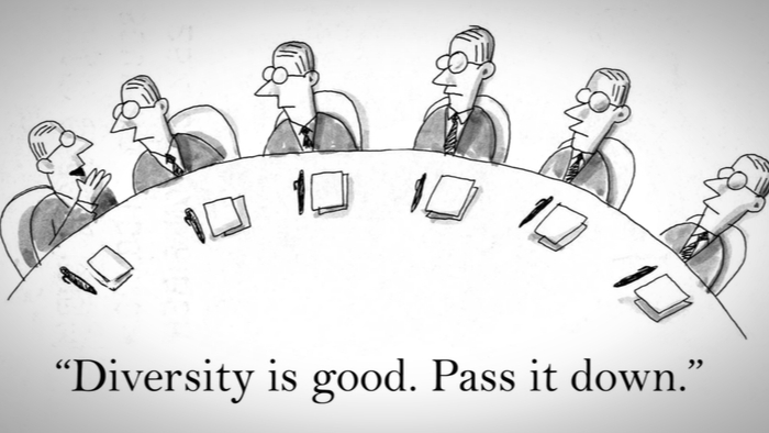 The Inexcusable Lack of Diversity in Nonprofit Boardrooms Giving Compass