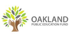Oakland Public Education Fund logo