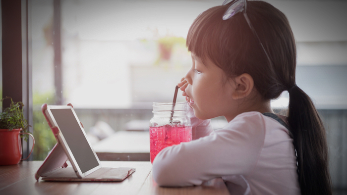 The Impact of Increased Screen Time During COVID-19 on Kids Giving Compass