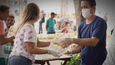 Philanthropy's Role in Helping Communities During the Pandemic Giving Compass
