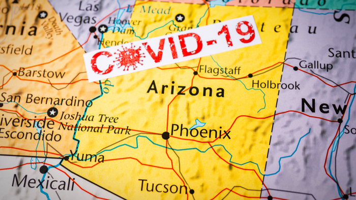 Arizona's Missteps at Crucial Points in the Pandemic Giving Compass