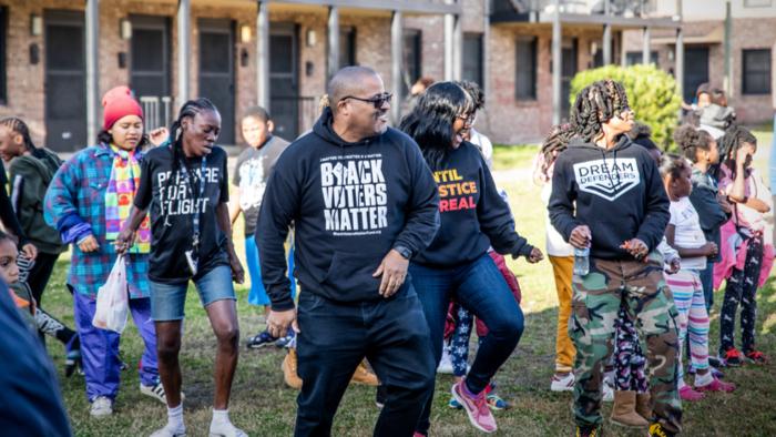 Black Voters Matter: Building Power in Communities to Strengthen Democracy Giving Compass