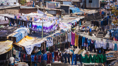 Community Engagement to Tackle COVID-19 in the Slums of Mumbai
