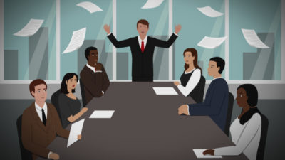 How to Address Board Meeting Conflicts Giving Compass