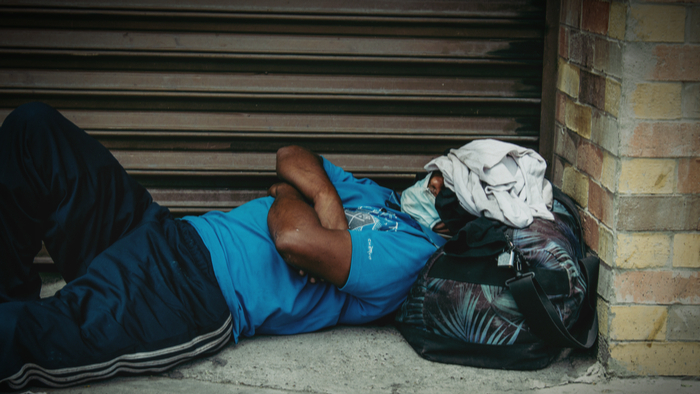 How Hotels Only Provide Temporary Safety for Homeless Populations Giving Compass