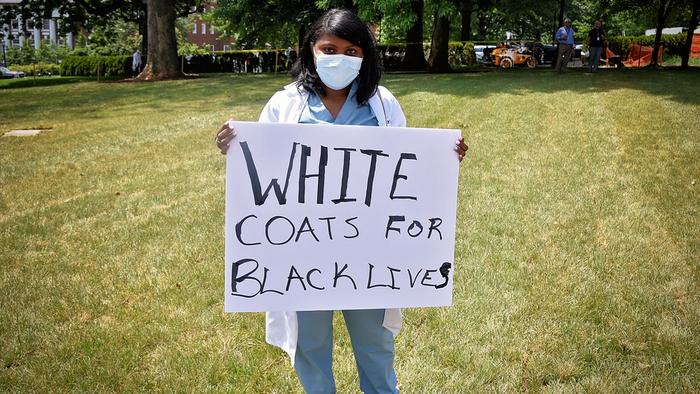 Demolishing Racist Health Structures in the Wake of COVID-19 Giving Compass