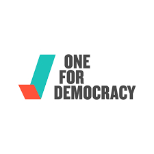 One For Democracy Giving Compass