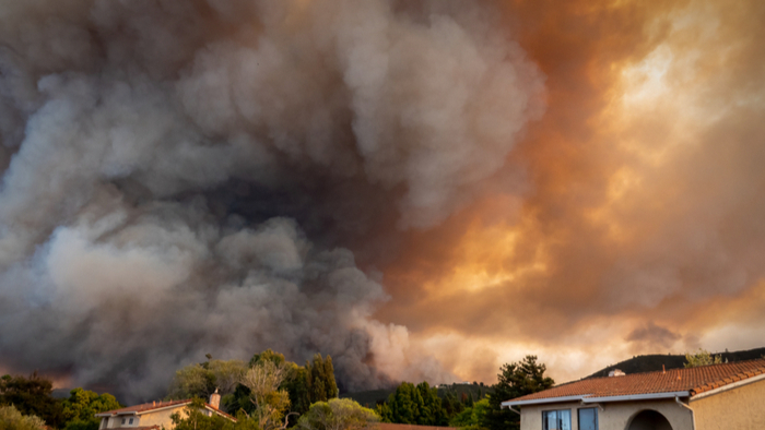 The National Health Consequences of Fires Giving Compass