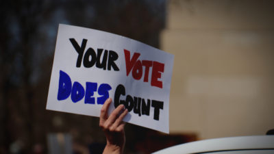 Students Learn Students Vote: Strengthening Democracy One Campus at a Time Giving Compass