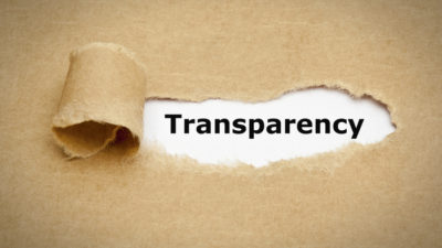 The Road to Transparency: Insights from a Top-Performing U.K. Funder