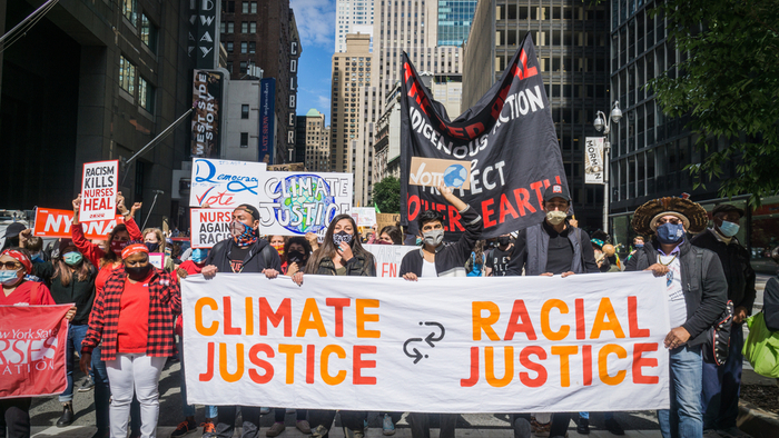 Youth Climate Activists Are Leading the Charge for Justice Giving Compass