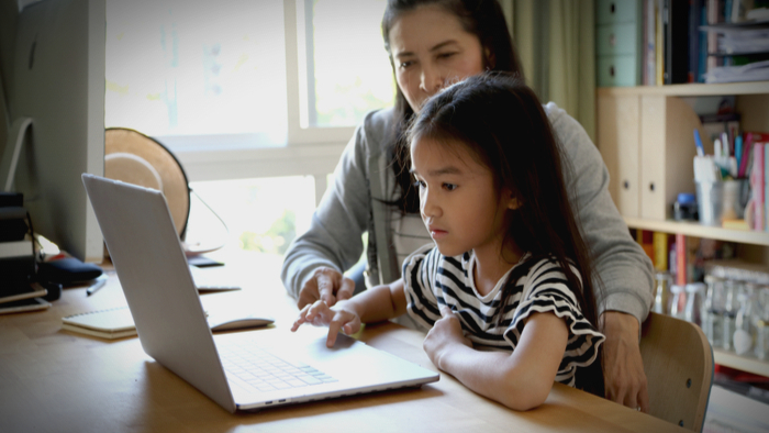 How Parents Are Leading Efforts to Close the Digital Divide During COVID-19 Giving Compass