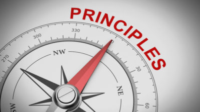 Donors of Color Network Inclusion Principles Giving Compass