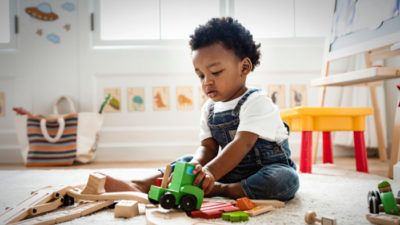 Building Back for Equity: Guidance to Inform 2021 Early Childhood Grantmaking