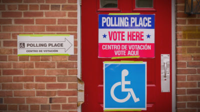 National Disability Rights Network: Making Voting Accessible for 35 Million People Giving Compass