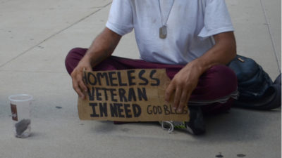 Five Things You Should Know About Veteran Homelessness