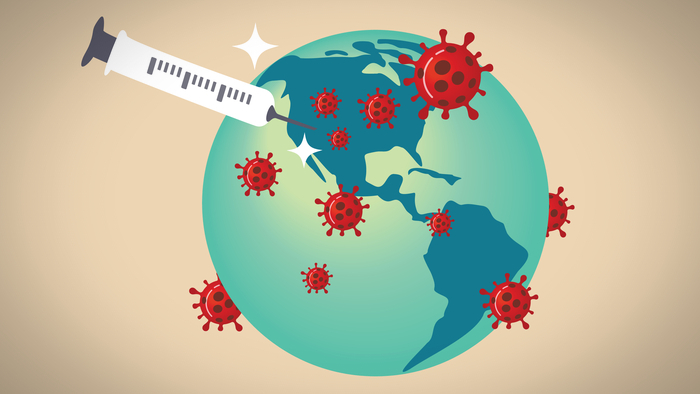 Rich Countries Aren't Sharing Access to COVID-19 Vaccines Giving Compass