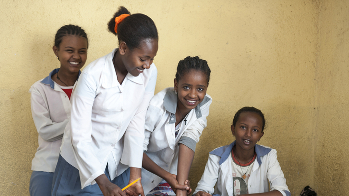 Using Fundamentals to Better Build Back Girl's Education