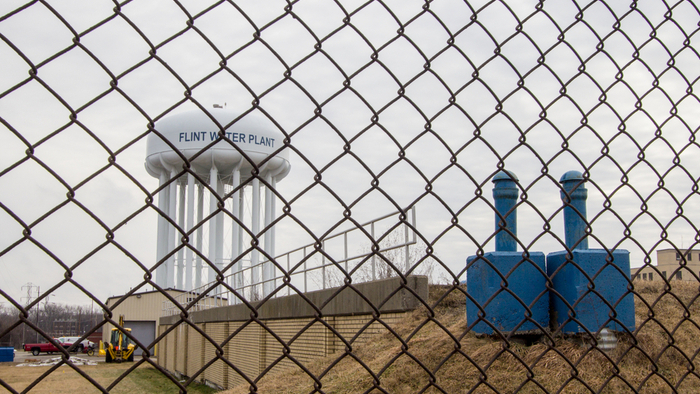 Flint's Water Crisis, 5 Years Later giving compass