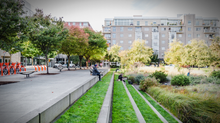 How Community-centered Public Spaces Are Surviving in the Wake of the Pandemic Giving Compass