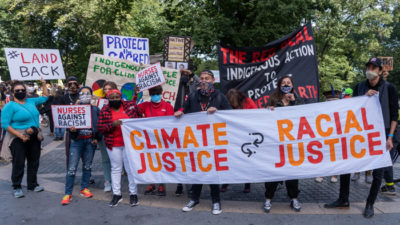 Centering Climate Giving in Frontline Communities