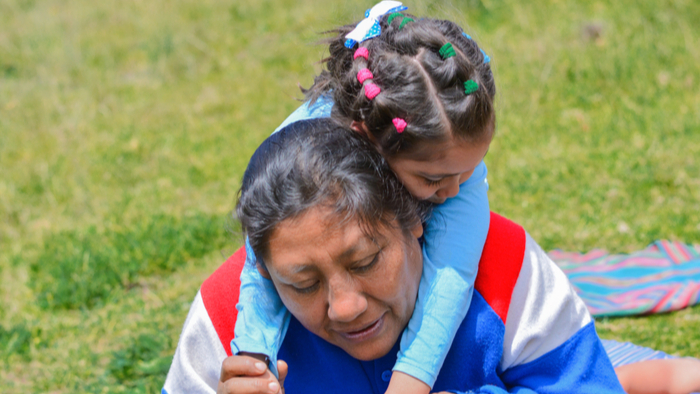 Improving the Well-being of Native American Families