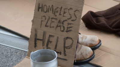 States Taking Steps to Decriminalize Homelessness
